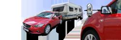 Wohnwagenspiegel und Zusatzspiegel auf auto-spiegel-shop.de